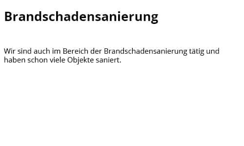Brandschutzbeschichtung aus  Seligenstadt